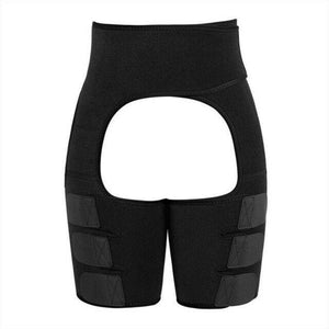 Wow Sports Shop Black / M Newly 2-in-1 Butt Lifter - Ultra Light Support