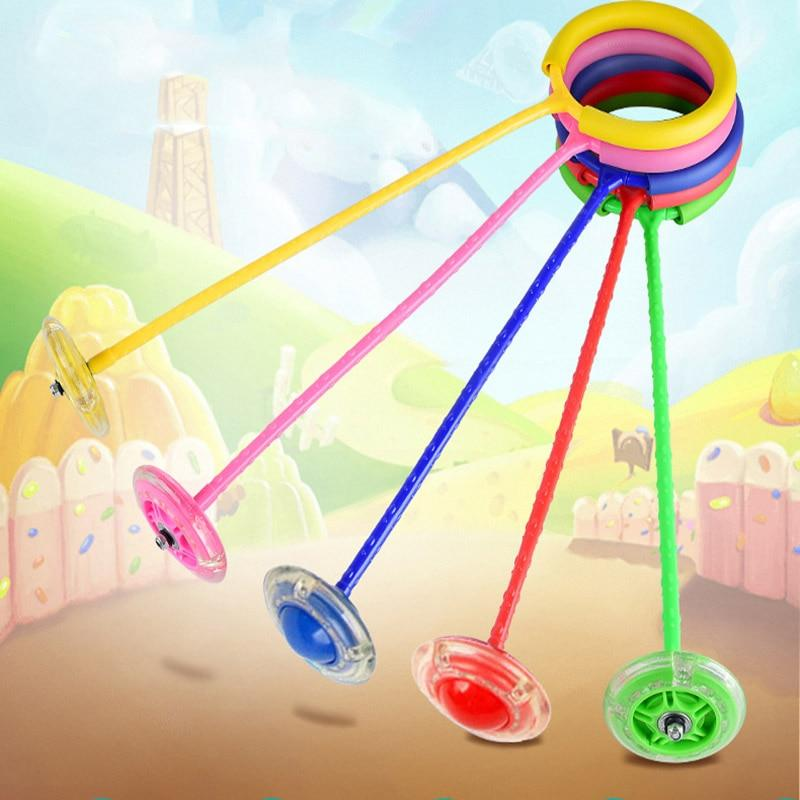 Wow Sports Shop Colorful Flashing Jumping Rope Ball