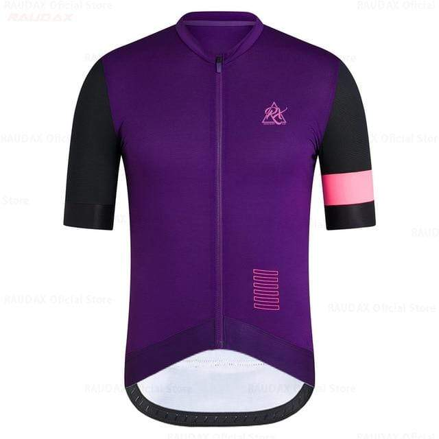 Wow Sports Shop cycling jersey 4 / XXL Cycling Jersey Short Sleeve - Bicycle Clothes Summer