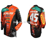 Wow Sports Shop 🚲 Enduro motocross Jersey- cycling mountain 2020