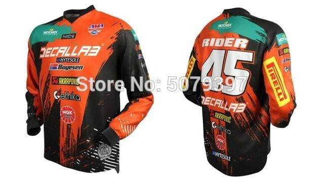 Wow Sports Shop Multi / XS 🚲 Enduro motocross Jersey- cycling mountain 2020