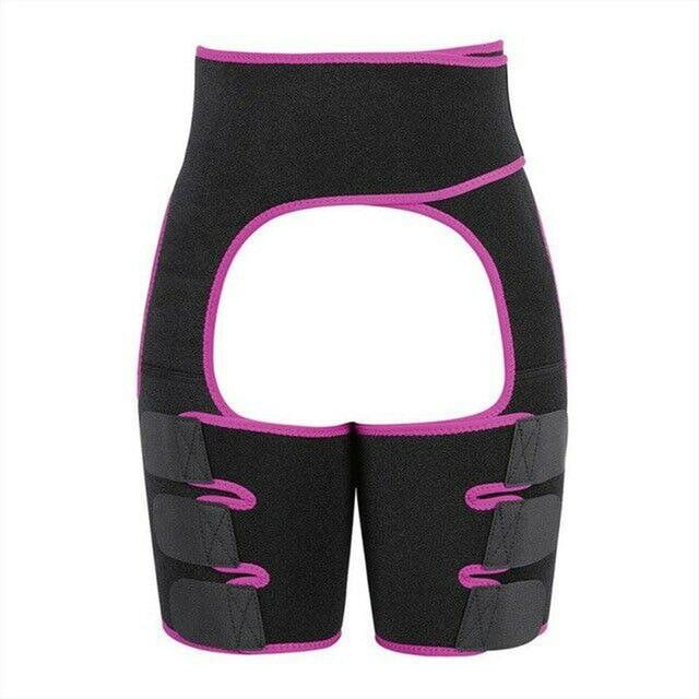 Wow Sports Shop PURPLE / L Newly 2-in-1 Butt Lifter - Ultra Light Support