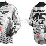 Wow Sports Shop White / XL 🚲 Enduro motocross Jersey- cycling mountain 2020