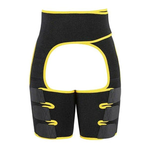 Wow Sports Shop yellow / M Newly 2-in-1 Butt Lifter - Ultra Light Support