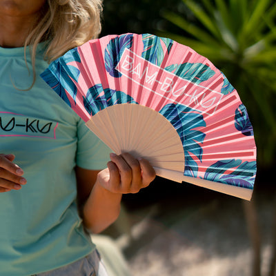 Bam Bu Ku Folding Fan-O Beach Ibiza Store