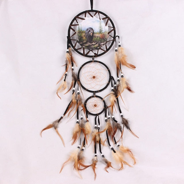 Dream Catcher Wall Hanging Decor