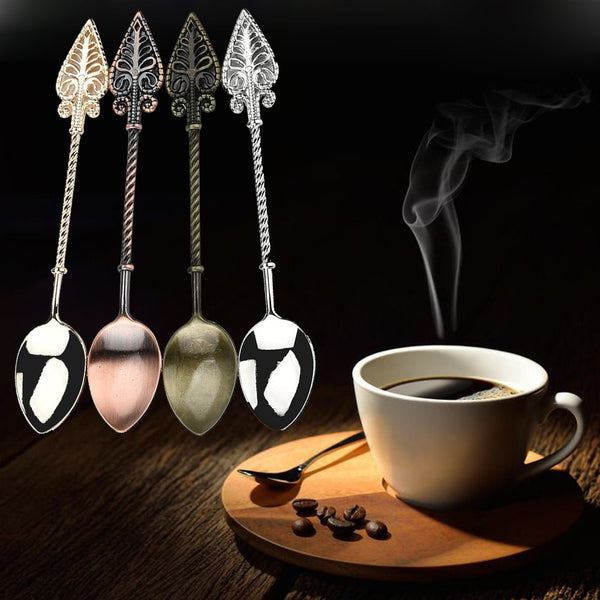 Retro Coffee Spoon