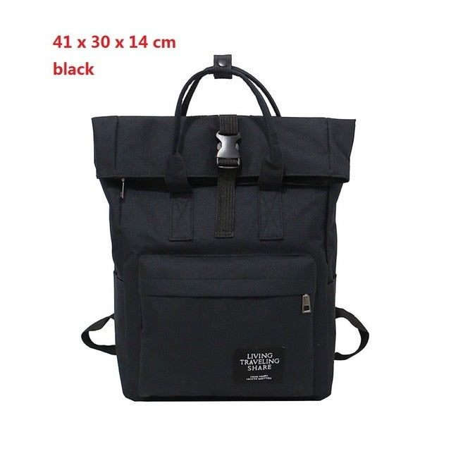 Preppy Large Travel Backpack