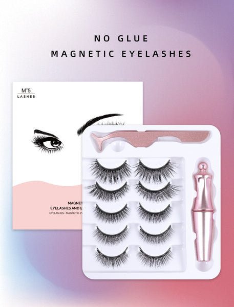 Fashion Magnetic Eyelashes