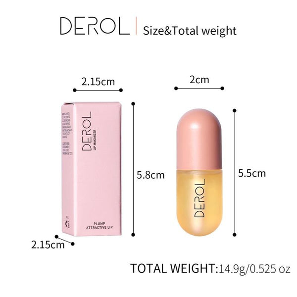 DEROL Instant Lip Enhancer