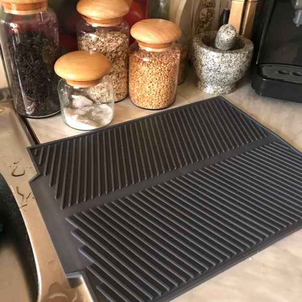 Kitchen Storage Dish Cup Drying Rack