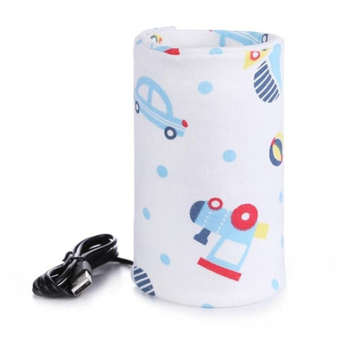 Infant USB Portable Bottle Warmer