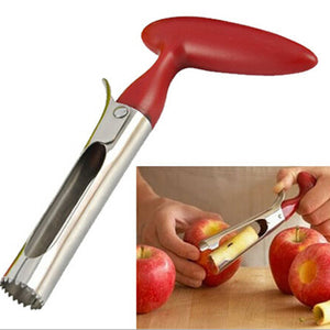 1pc Easy Stainless Steel Apple Peeler/Slicer