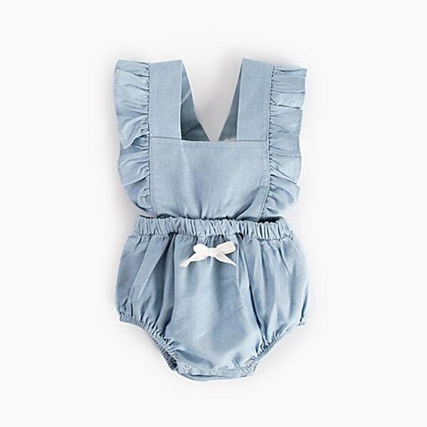 Infant Casual  Sleeveless Bodysuit
