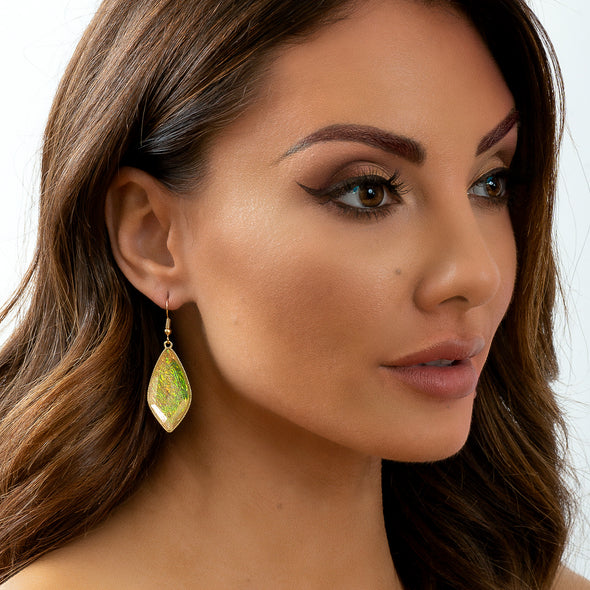 Deanna Earrings - Gold