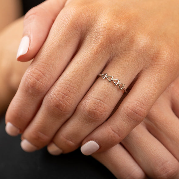 One Direction Ring - Silver