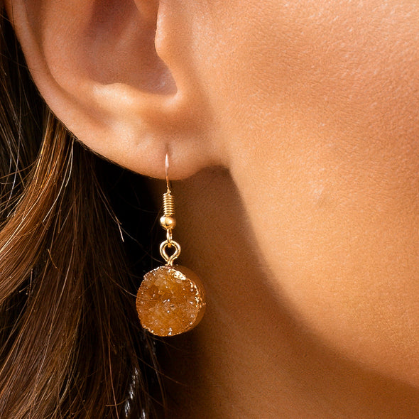 Zoe Crystal Earrings