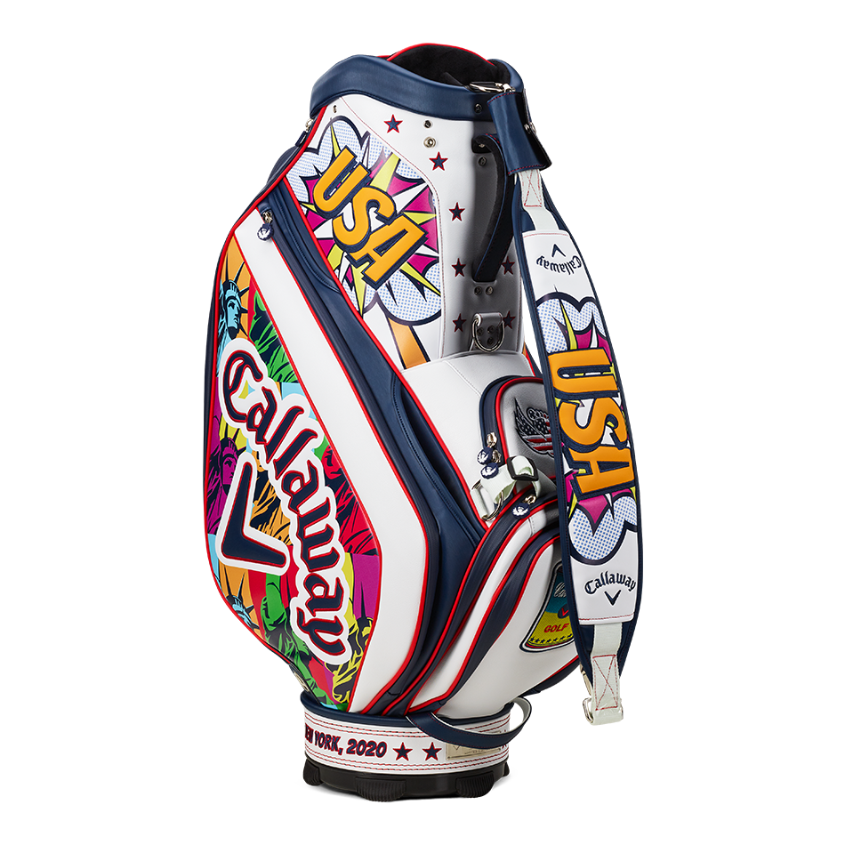 US Open Winged Foot Bag