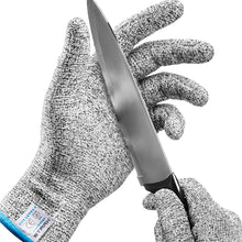 Load image into Gallery viewer, Cut Resistant Gloves