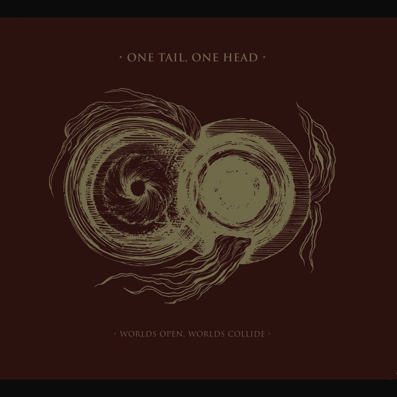"One Tail, One Head - Worlds Open, Worlds Collide 12"" LP"