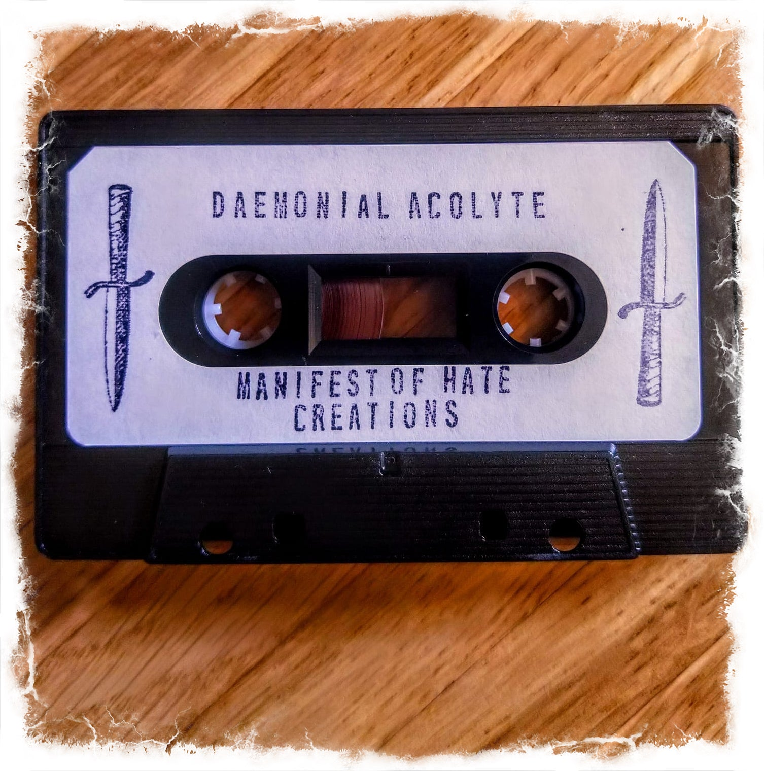 Daemonial Acolyte – Chromite Veiled Shrine TAPE