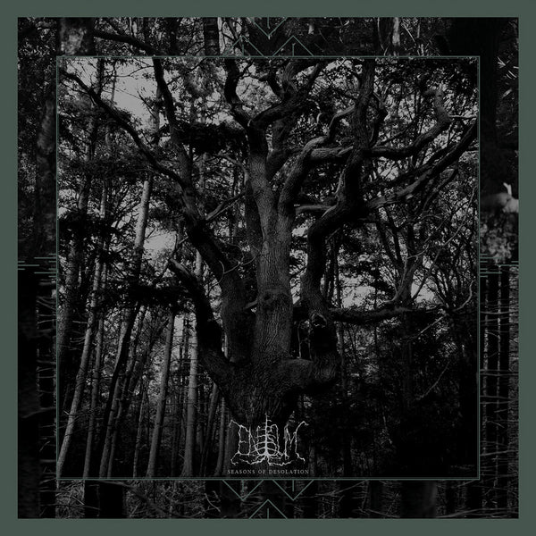Enisum - Seasons of Desolation CD