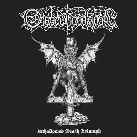 Gravfraktal - Unhallowed Death Triumph LP