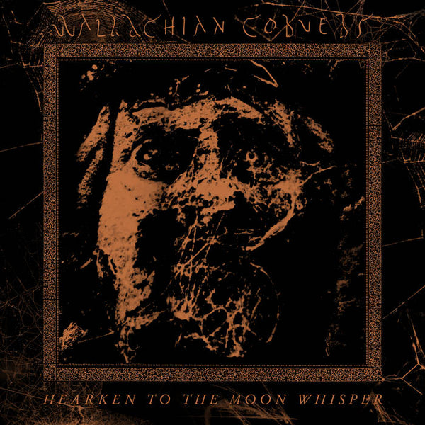 Wallachian Cobwebs - Hearken to the Moon Whisper TAPE