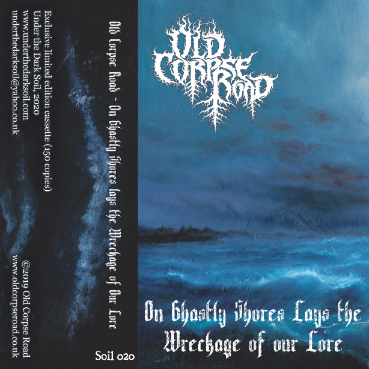 Old Corpse Road - On Ghastly Lays the Wreckage of our Lore TAPE