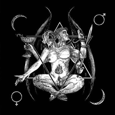Anal Blasphemy ‎– Perversions Of Satan LP