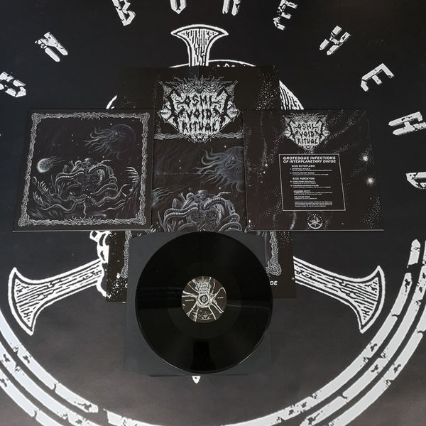 Cosmic Void Ritual - Grotesque Infections of Planetary Divide LP