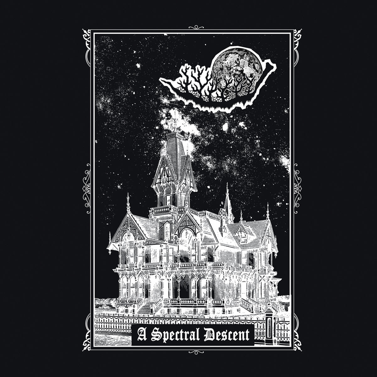Despondent Moon - A Spectral Descent LP