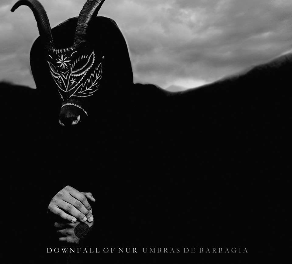 Downfall of Nur - Umbras de Barbagia CD