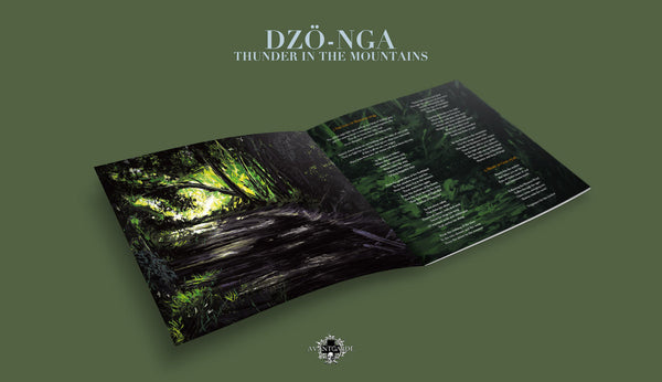 Dzö-nga - Thunder In The Mountains CD