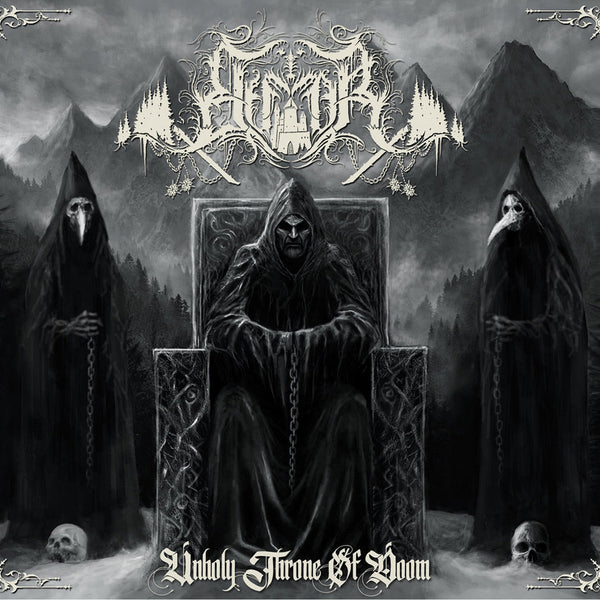 Unholy Throne of Doom LP