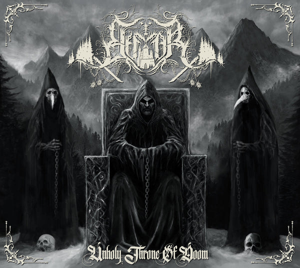 Elffor - Unholy Throne of Doom CD