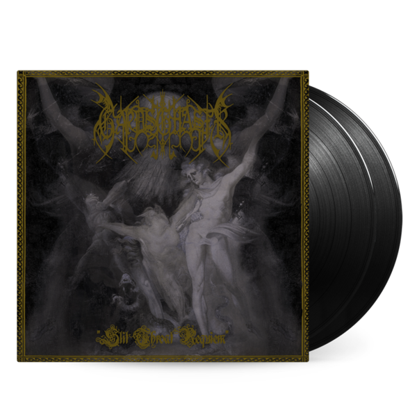 Gardsghastr - Slit Throat Requiem 2xLP