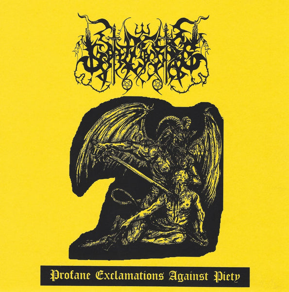 Goatcorpse- Profane Exclamations Against Piety 7""