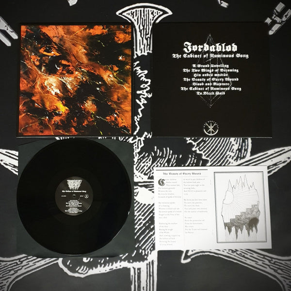 Jordablod - The Cabinet of Numinous Song LP