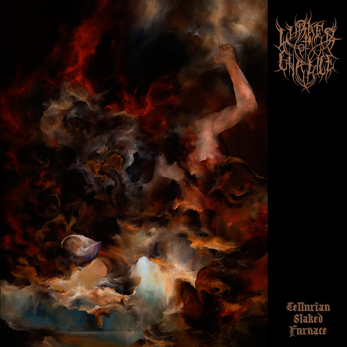 Lurker of Chalice - Tellurian Slaked Furnace CD