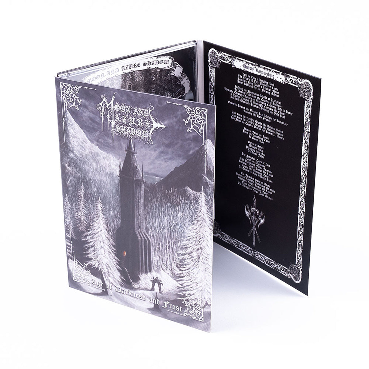 Age of Darkness and Frost A5 CD