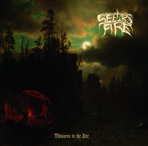 Seer's Fire - Whispers in the Fire 2xLP