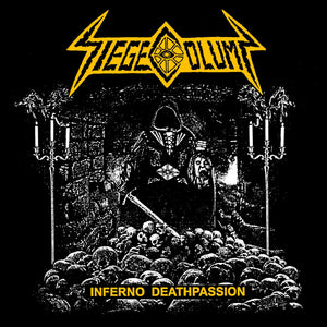 Siege Column - Inferno Deathpassion CD