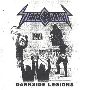 Siege Column - Darkside Legions LP