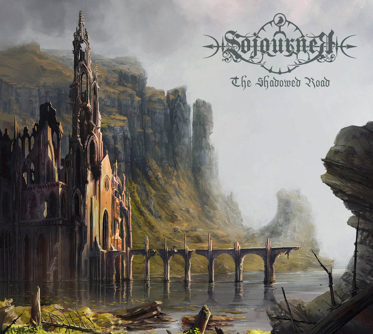 Sojurner - The Shadowed Road CD