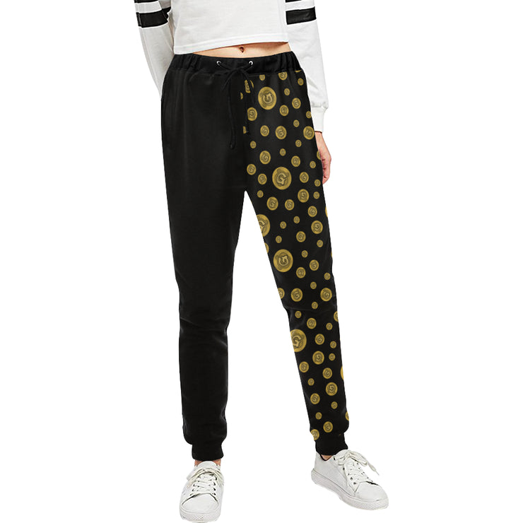 Gummi Womens Black Pants