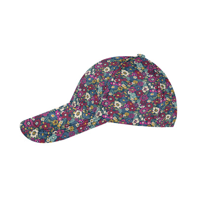 London Floral Dad Cap