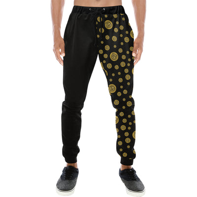 Gummi Mens Black Pants