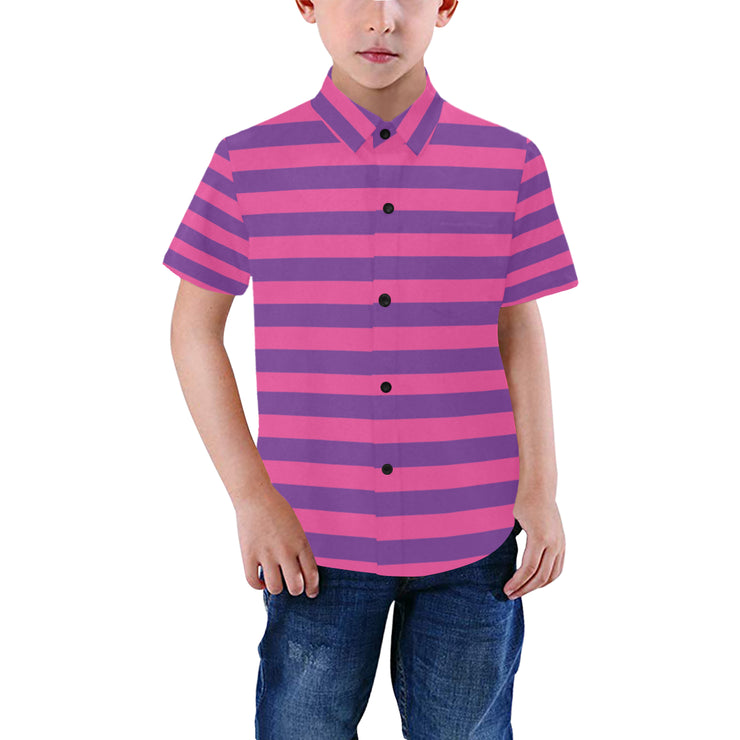 Cheshire Stripe Kids Button Down