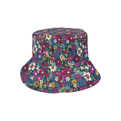 London Floral Bucket Hat